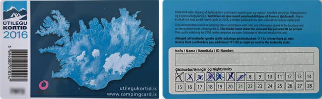 camping card, islande, roadtrip