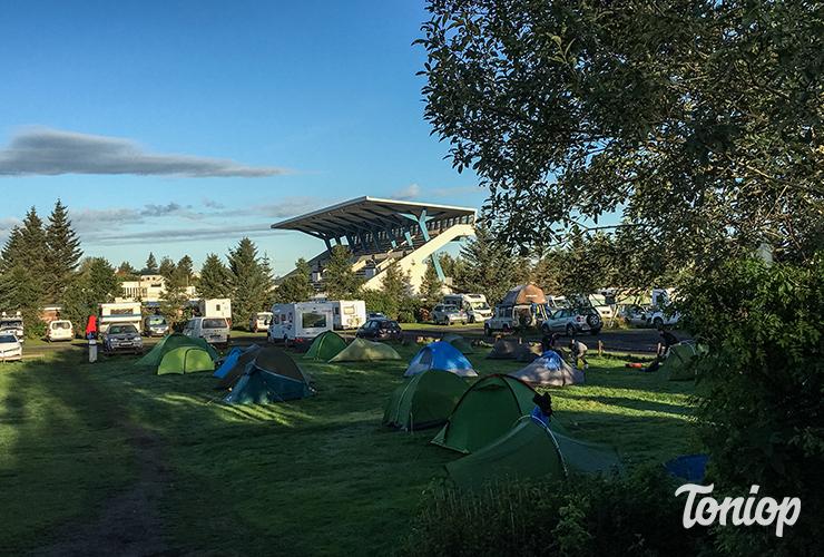 road trip islande, Tentes Reykjavik, camping Islande