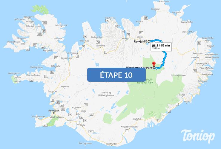 etape 10, roadtrip islande,askja,highlandst