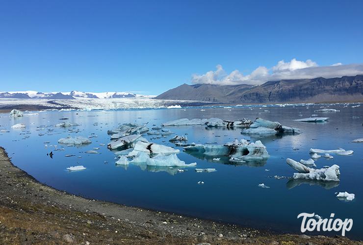 icebergs,Jökulsárlón,islande