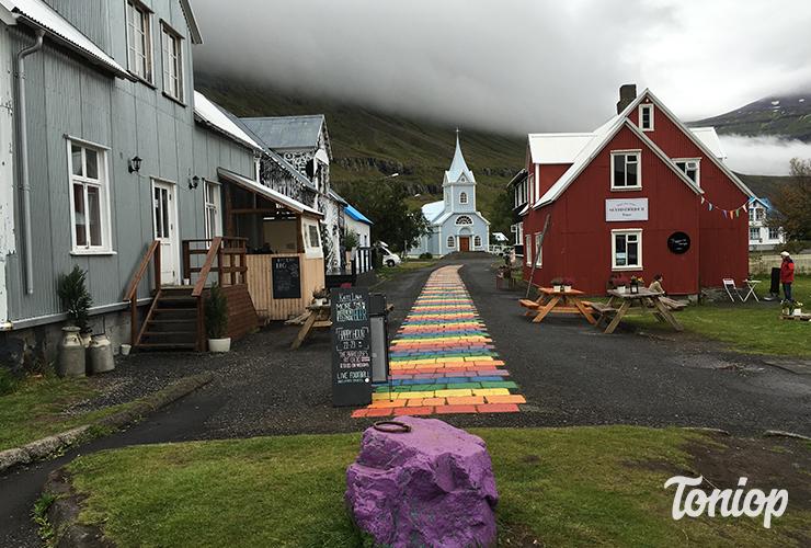 fjords,islande,est,Mjóifjörður,Seyðisfjörður
