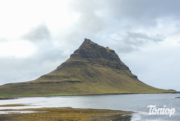 Kirkjufell,Snæfellsnes,péninsule,ouest