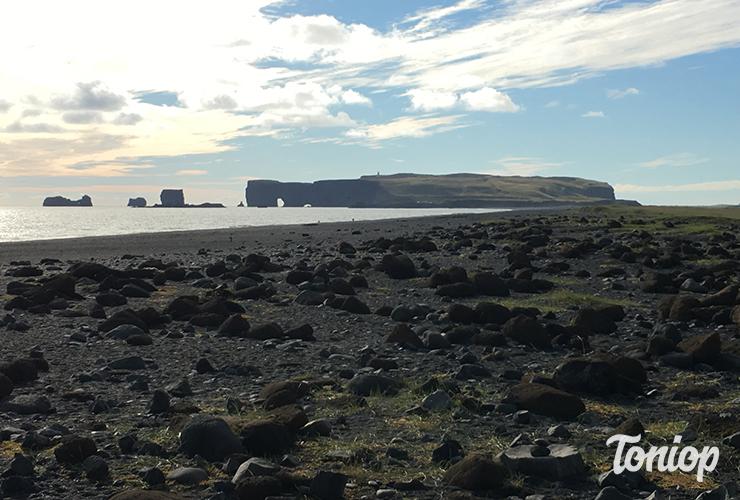 péninsule,Dyrhólaey,vik,islande