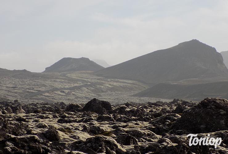 route 427, péninsule de Reykjanes, Islande