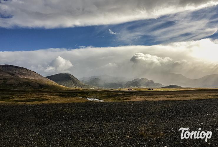 islande, climat, saisons, météo, températures, humidité