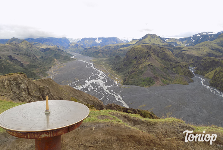 Valahnjùkur,Thorsmork,Islande,Parc National