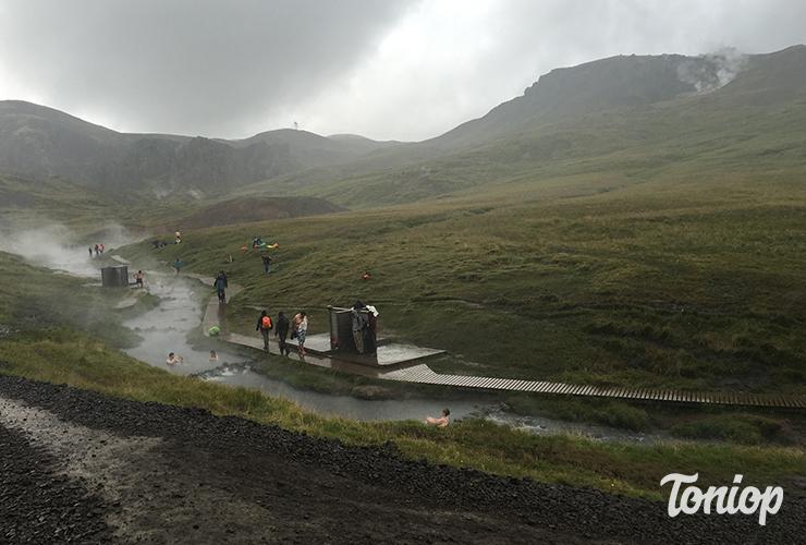 randonnée,sources chaudes,Reykjadalur,cercle d'or